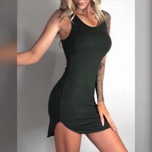 Simple bodycon dress